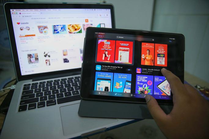 In Vietnam, technology giants battle it out