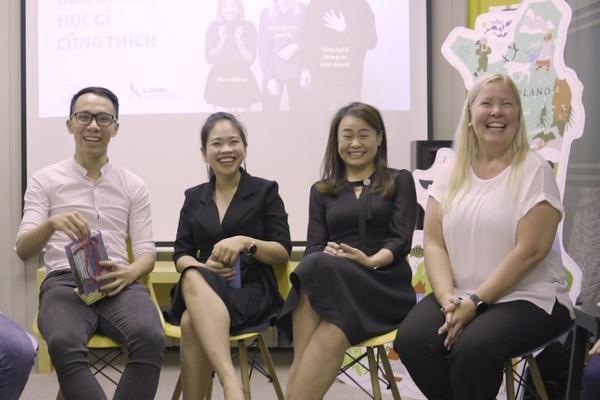 LAMK, LAB và cơ hội lý tưởng cho du học sinh Việt Nam tại Phần Lan