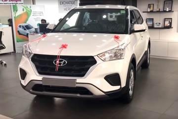 'Soi' chất lượng chiếc ô tô SUV Hyundai giá 355 triệu