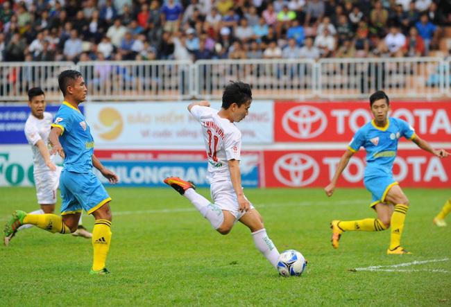 V-League,Thanh Hoá FC,Khánh Hoà FC,HAGL