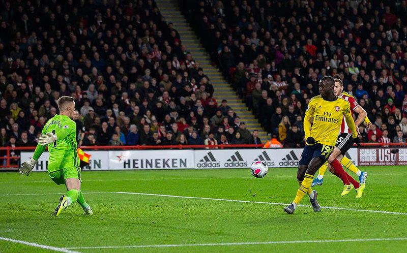 Arsenal,Pepe,Unai Emery