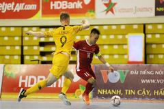 Trận đấu gay cấn Việt Nam - Australia 'khai màn' Giải Futsal HDBank Vô địch Đông Nam Á 2019