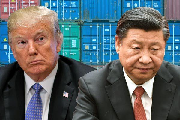Mỹ,Trung Quốc,Donald Trump,Tập Cận Bình,chiến tranh thương mại,thương chiến