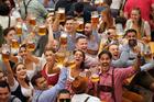 Thưởng thức lễ hội bia phong cách châu Âu tại Sunshine City