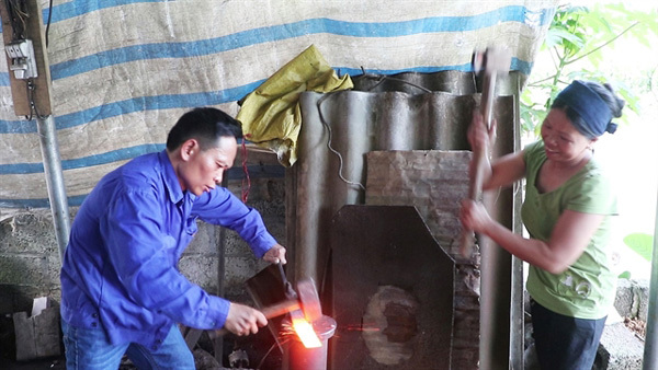 Cao Bang,Phuc Sen Village,traditional craft,knife village,social news,vietnamnet bridge,english news,Vietnam news,vietnamnet news,Vietnam latest news,Vietnam breaking news,Vietnamese newspaper,news vietnam