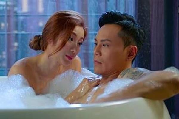 Phim Hong Kong gây tranh cãi với ngập tràn cảnh nóng