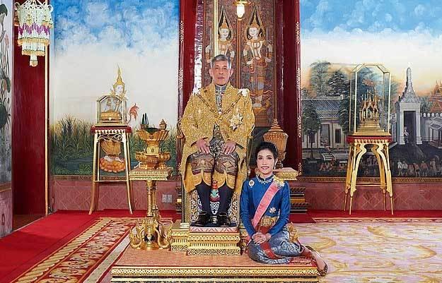 Nhan sắc Hoàng quý phi Thái vừa bị tước mọi tước hiệu