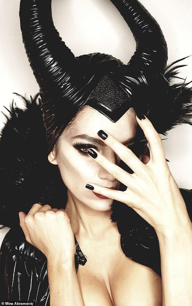 Blanca Blanco,tiên hắc ám,Angelina Jolie