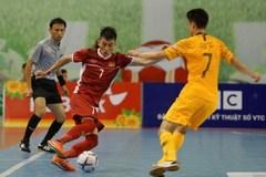Vietnam win first match of AFF Futsal Championship