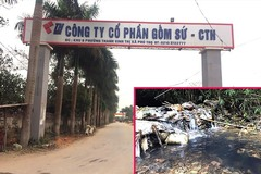 Company identified as source of waste oil in Hanoi water pollution case