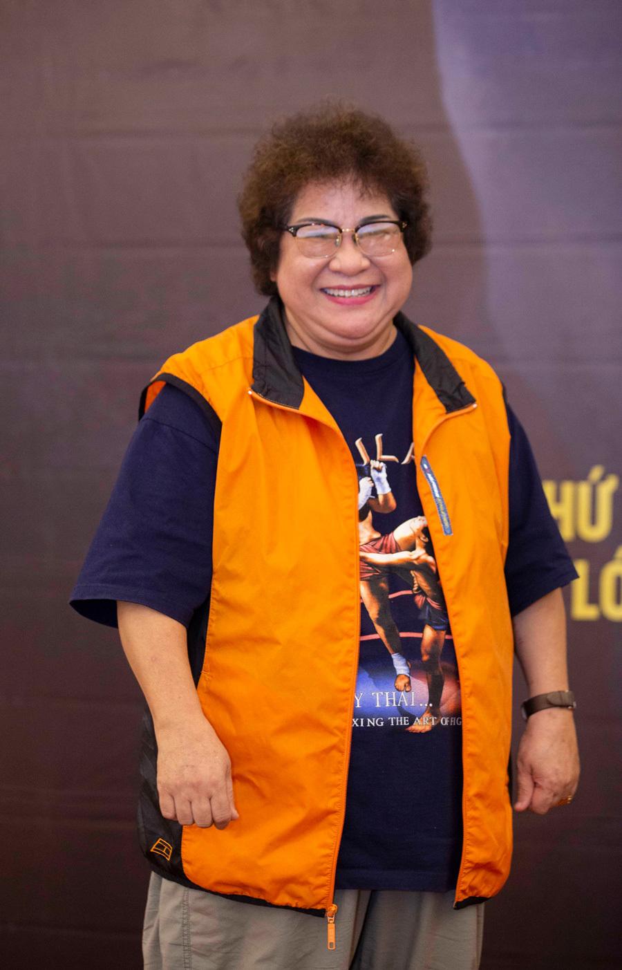 NSƯT Minh Vượng xuất hiện trong show Lam Phương