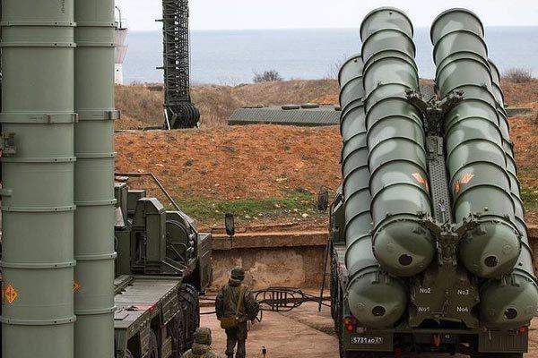 Nga,hệ thống phòng thủ tên lửa,rồng lửa S-400,Ấn Độ,Thổ Nhĩ Kỳ,cấm vận,Mỹ