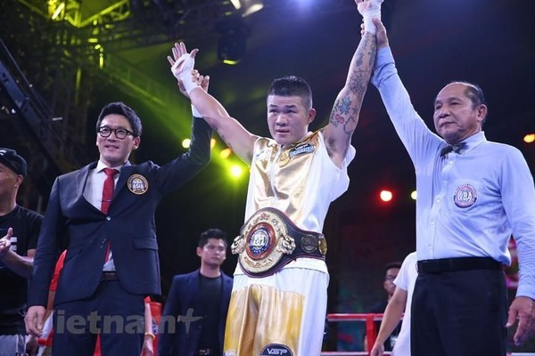 Vietnam's boxing sport reaches new height