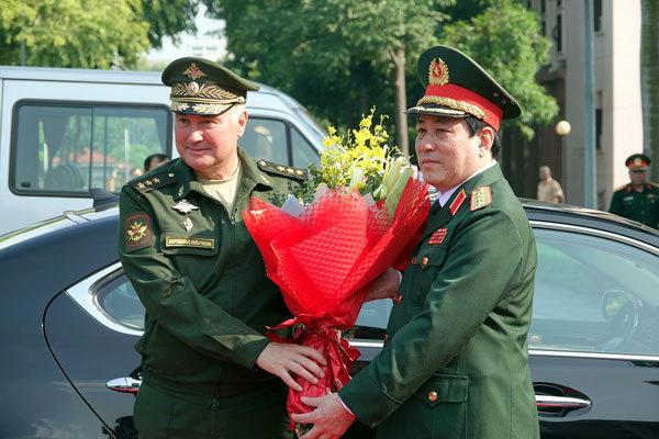 Hợp tác quốc phòng Việt - Nga có bước đột phá