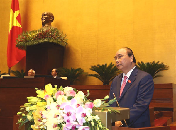 Vietnam never concedes in sovereignty matters: PM