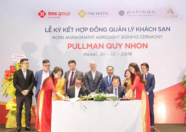 Khách sạn 5 sao cao bậc nhất Quy Nhơn mang thương hiệu Pullman