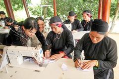 9 tháng đào tạo nghề được cho 450 nghìn lao động nông thôn, khuyết tật và dân tộc