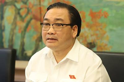 Bí thư Hà Nội: Hoàn toàn có quyền thay thế nước sông Đà nếu không đảm bảo
