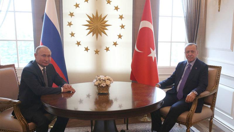 Sắp hết ngừng bắn ở Syria, Tổng thống Thổ vội đi Nga gặp Putin