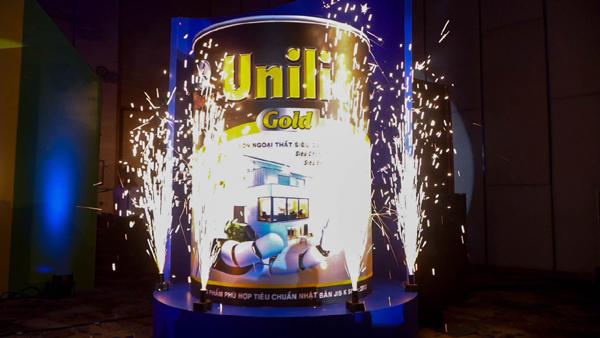 Sơn Tison ra mắt dòng sản phẩm mới Unilic Gold
