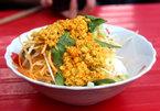 Bun ken, a speciality of Phu Quoc Island