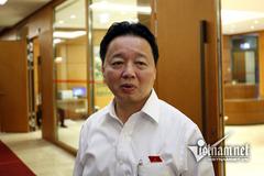 Bộ trưởng Trần Hồng Hà: Cung cấp nước bẩn có thể đi tù