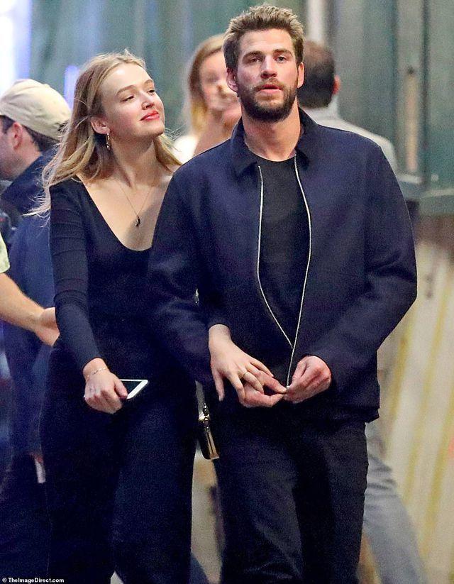 Miley Cyrus,Liam Hemsworth