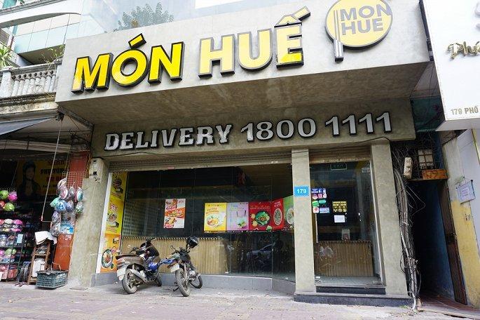 Loạt nhà hàng Món Huế ở Hà Nội đóng cửa giữa 'tâm bão' nghi trốn nợ