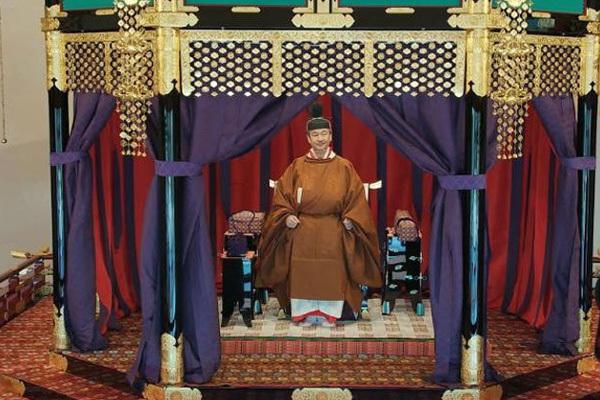 Thủ tướng dự lễ đăng quang của Nhà vua Nhật Bản
