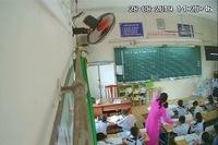 Buộc thôi việc cô giáo đánh học sinh bị camera ghi lại