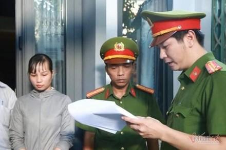 Bắt vợ cựu cán bộ công an Thừa Thiên Huế lừa đảo 31 tỷ
