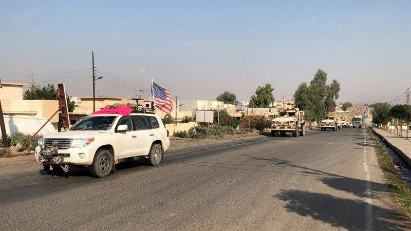 Những thứ ít ai ngờ lính Mỹ vứt bỏ khi rút khỏi Syria