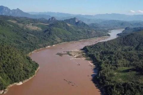 Mekong River,Mekong Delta,Vu Trong Hong,Vietnam River Network,Vietnam environment