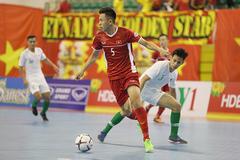 Bảng xếp hạng futsal Đông Nam Á 2019 của ĐT Việt Nam