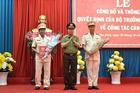 Giám đốc Công an Bạc Liêu giữ chức Cục trưởng Cục Tổ chức cán bộ