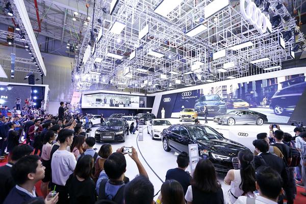 15 thương hiệu ô tô góp mặt tại Vietnam Motor Show 2019
