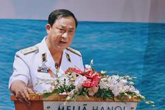 Khởi tố bị can nguyên Thứ trưởng Bộ Quốc phòng, Đô đốc Nguyễn Văn Hiến