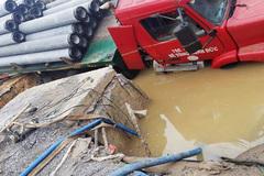 Nhà máy Nước mặt sông Đuống chưa đủ điều kiện đưa vào vận hành khai thác