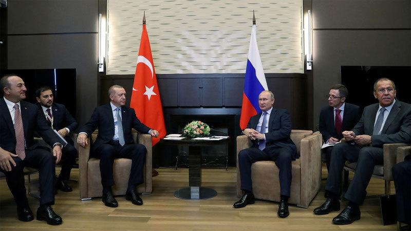 Thổ Nhĩ Kỳ,Nga,Syria,Mỹ,Tổng thống Thổ,Erdogan,Putin,Trump,chiến dịch quân sự