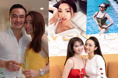 Bạn gái kém 16 tuổi xinh đẹp, giàu có của Chi Bảo