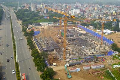 Bệnh viện 5 sao 2.000 tỷ đồng xây 'chui' giữa Thủ đô