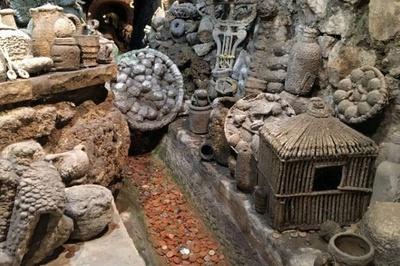 Giếng nước kỳ lạ khiến vạn vật… hóa đá