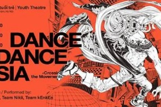Dance Dance Asia to kick off in Hanoi this week