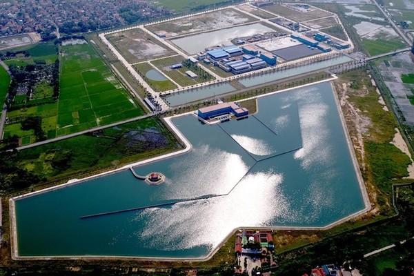 Nhà máy nước sông Đuống 5.000 tỷ chưa nghiệm thu đã đưa vào sử dụng