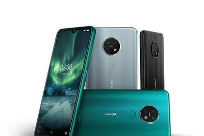 Nokia ra mắt smartphone giá rẻ và tầm trung mới