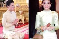 Trước Hoàng quý phi, vợ trước của Quốc vương Thái Lan cũng rơi vào hoàn cảnh tượng tự và có kết cục không thể bi đát hơn