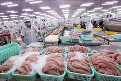 US cuts antidumping duties on Vietnamese tra fish fillets