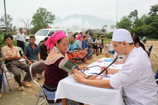 Công tác chăm sóc sức khỏe nhân dân đã đạt nhiều thành tựu quan trọng