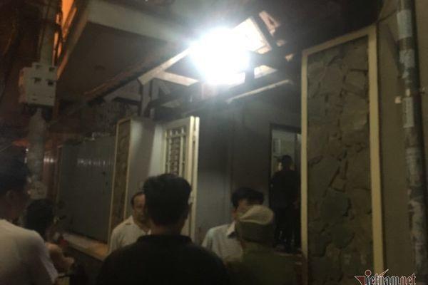 Người đàn ông Hà Nội chết khi thau bể, công ty nước có liên đới?