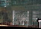 Sập giàn giáo Trung tâm văn hóa xứ Đông Hải Dương, 5 người bị nạn